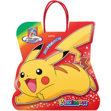 "Assorted sweets pack of Kawaii mouse named ""Pokemon """